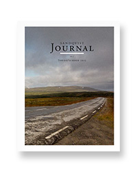 Sandqvist Journal issue 1
