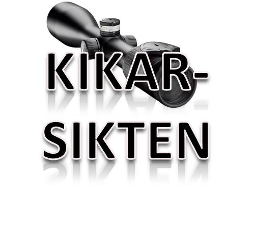 Kikarsikten