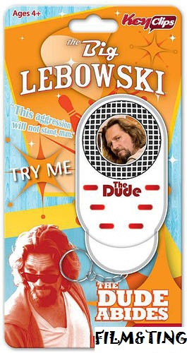 The Big Lebowski - Talande Nyckelring - The Dude
