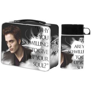 "Twilight New Moon - Lunchbox med Termos ""Your Soul"""