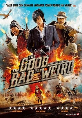 The Good, the Bad, the Weird (DVD)