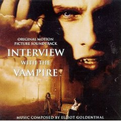 Soundtrack : Interview With The Vampire (CD)