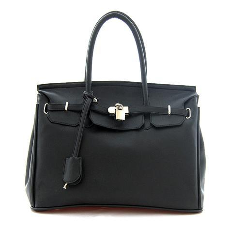High Fashion bag black