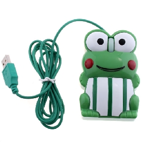 Optical frog USB for PC and latop