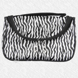 Make up bag &quot;zebra&quot;