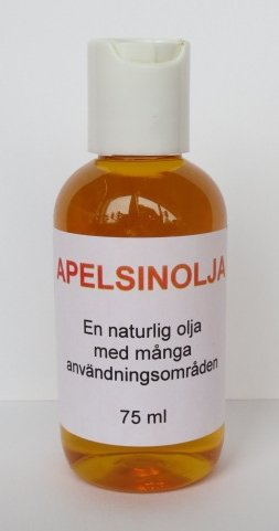 Apelsinolja 75ml