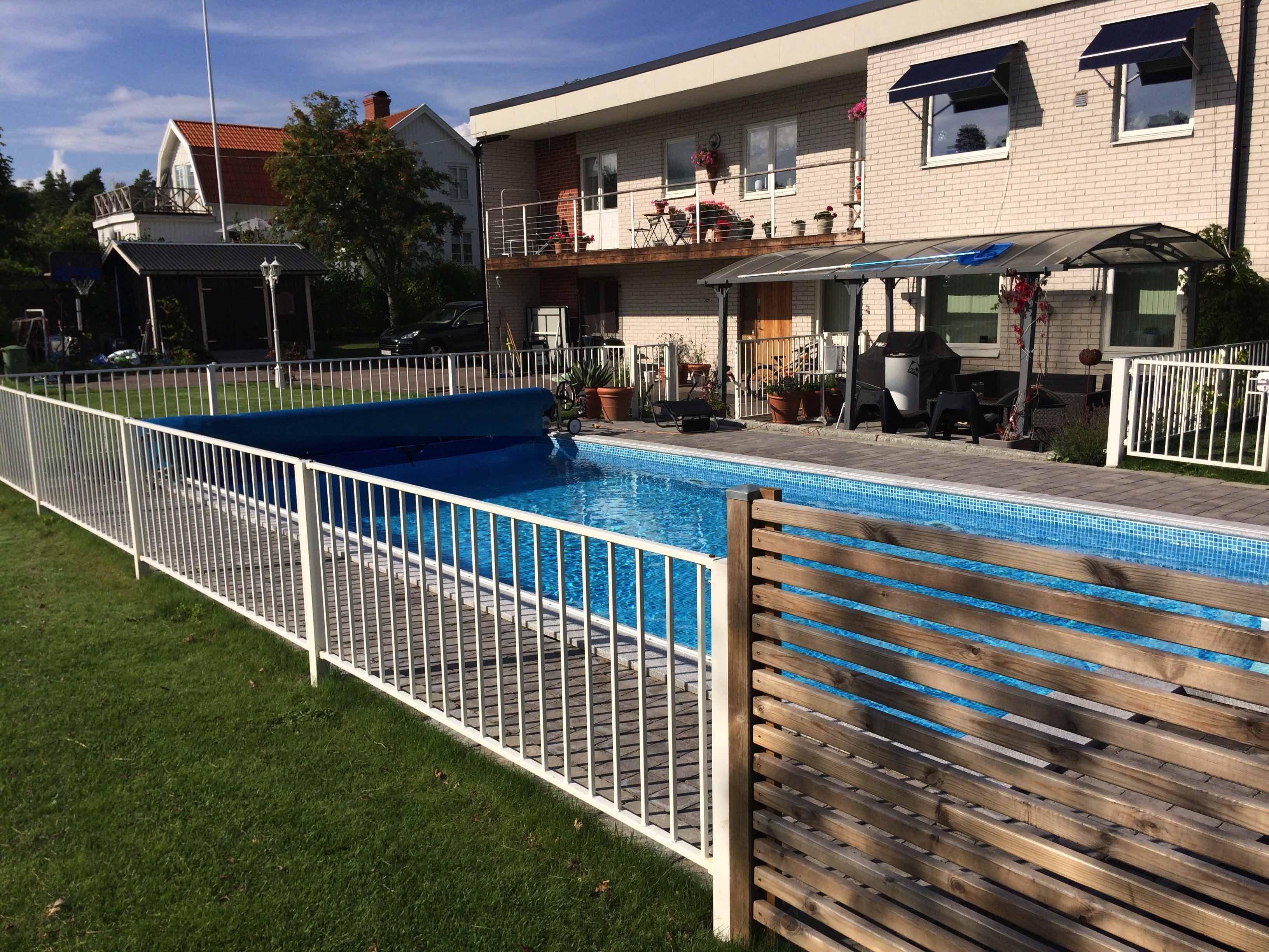 Frontyard   staket   grindar   smide   referensbilder