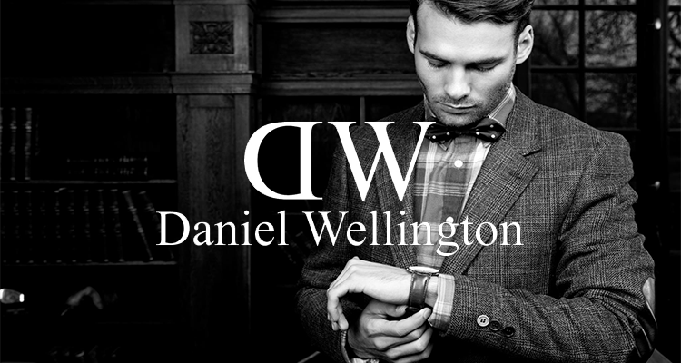 Daniel Wellington Header