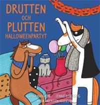Drutten och Plutten - Halloweenpartyt