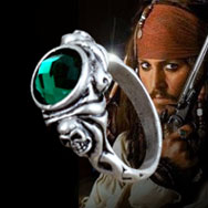 Jack Sparrow ring CR Limited Edition