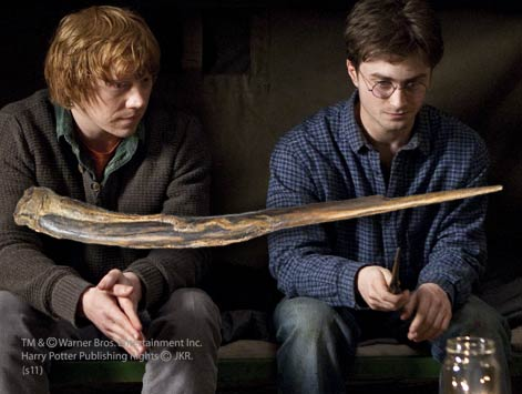 Cinema replicas harry potter and the deathly hallows for Harry potter and the deathly hallows wand
