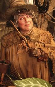 The wand of Professor Pomona Sprout