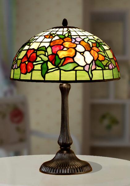 tiffany lampe polarfox. Black Bedroom Furniture Sets. Home Design Ideas