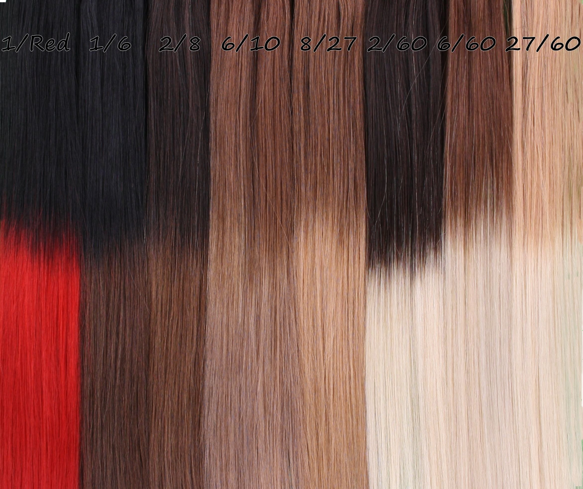Fusion Hair Extensions York Pa 90