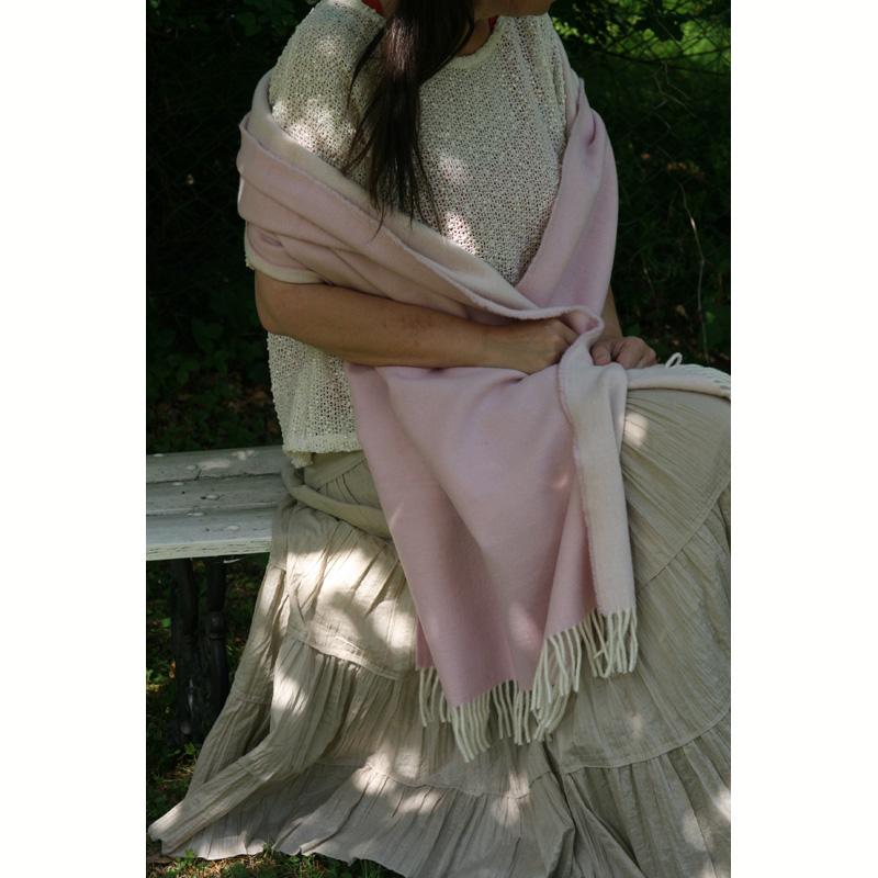Shawls in wool