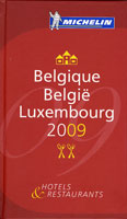 Guide Michelin Belgien & Luxenburg 2009