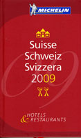 Guide Michelin Schweiz 2009