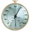 Termometer/hygrometer