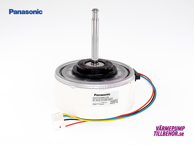 Arw7628accb Fan Motor For Panasonic Heatpump And Air Conditioner V Rmepumptillbeh