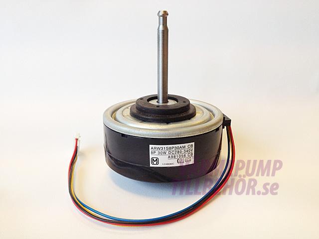 Arw7651accb Cwa981056cb Fan Motor For Panasonic Heatpump And Air Conditioner