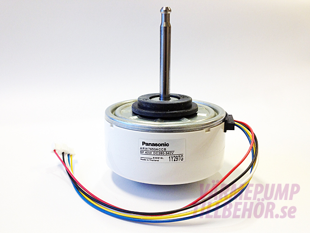 Arw7653accb Cwa981149cb Fan Motor For Panasonic Air To Heat Pump