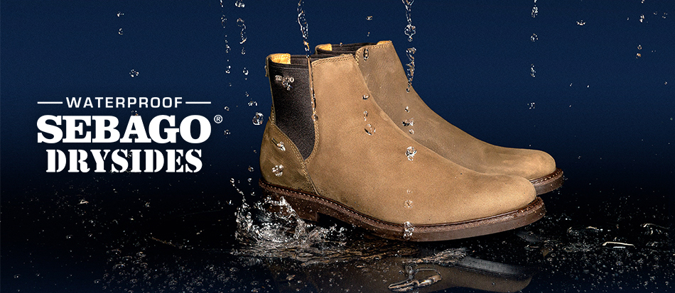 Sebago Waterproof Dryside