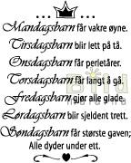 Norsk barntext