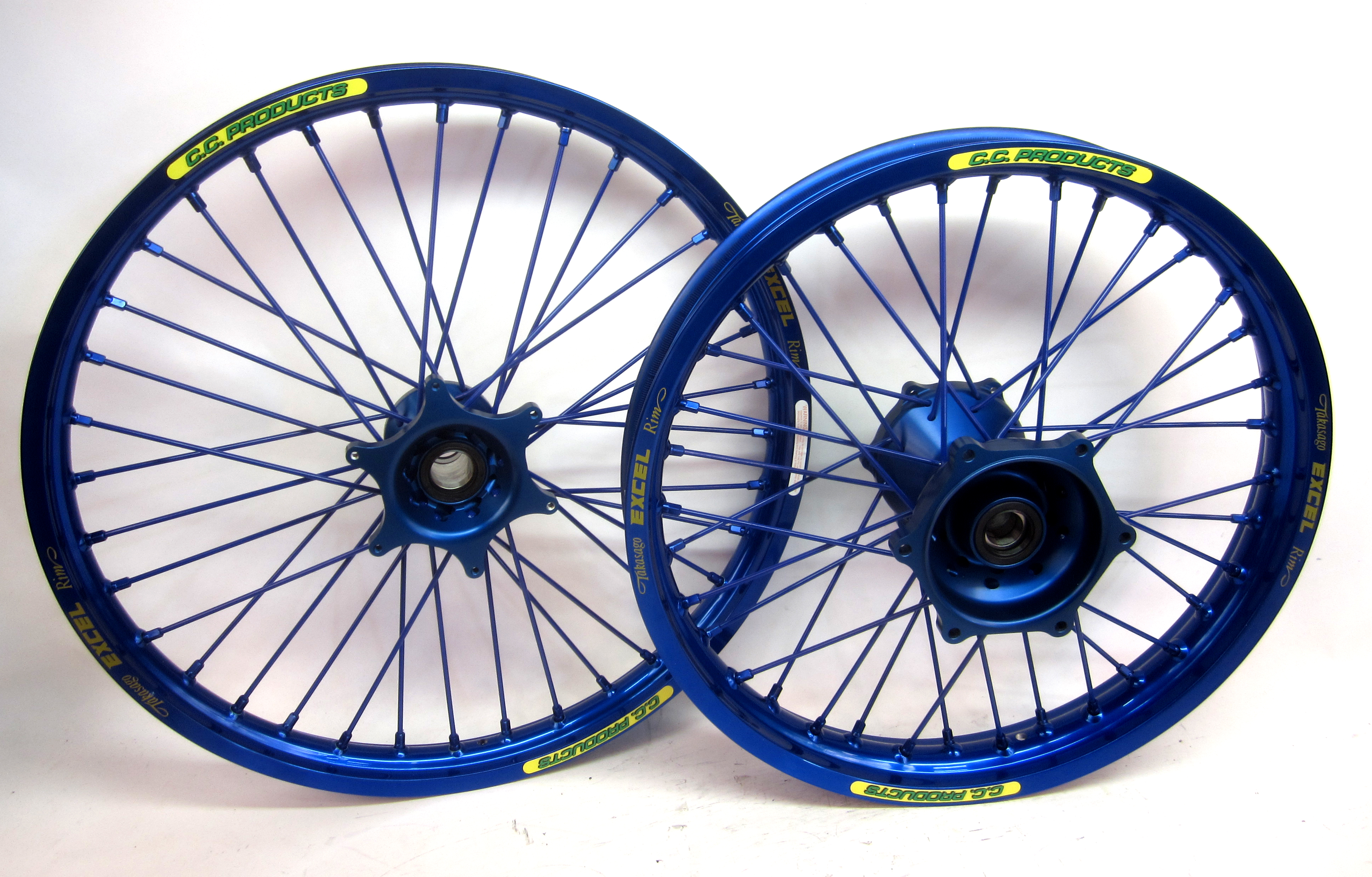 Cross-Center International - Pictures of CC wheels