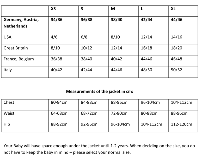VARELSE - STORLEKSGUIDE 5e7e28a802eeb