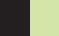 Sammet och chiffong 2 färgad med stenar