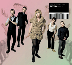 THE JE NE SAIS QUOI - RHYTHM (CD)
