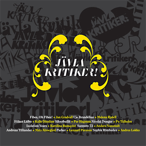 VARIOUS ARTISTS - JVLA KRITIKER (CD)