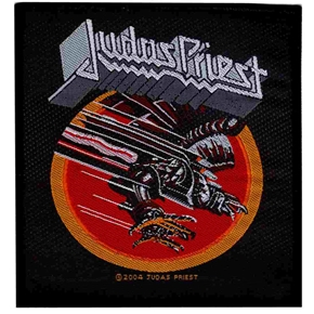 Judas Priest - Patch, Screaming
