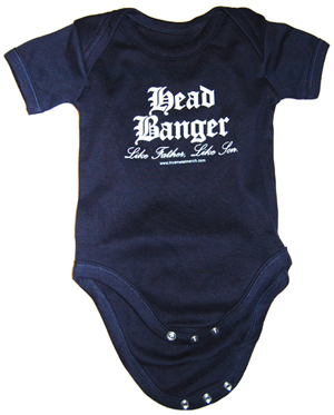 Head Banger - Like Father, Like Son, Baby Body
