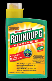 RoundUp G konc. 1000 ml