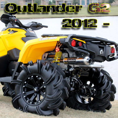 Can Am Outlander G2 12-