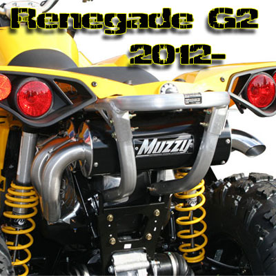 Can Am Renegade G2 12-