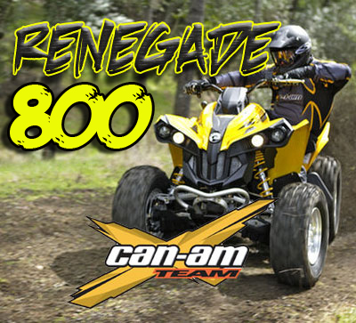 Can Am Renegade 06-11