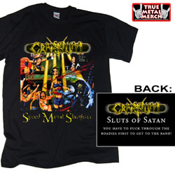 Cranium - Speed Metal Slaughter XL