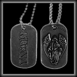 Katatonia - NITND Dog Tag