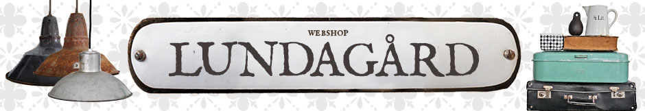 Lundagard | interior fittings vintage | webshop