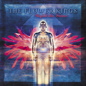 "The Flower Kings ""Unfold the future"" 2-CD"