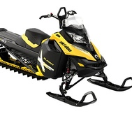 Ski-doo Summit 800 X -163 (med drag) Nr 1