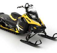 Ski-doo Summit 800 X -154 (med drag) Nr 4