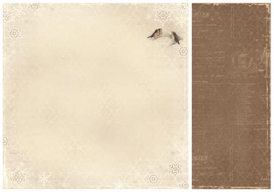 Vinterfågel - Väntan på Tomten II