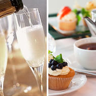 Presentkort, Afternoon Tea & Champagne