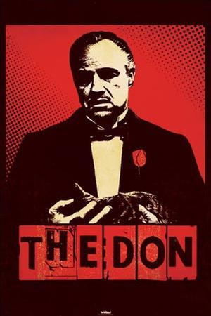"Poster: The Godfather ""The Don"""