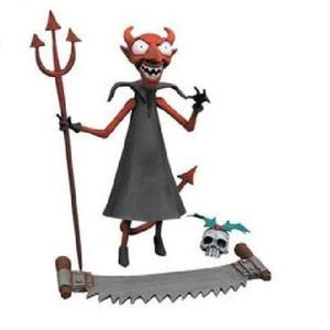 "The Nightmare Beofre Christmas - Devil - 5"" Figur -"