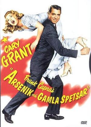 Arsenik och gamla spetsar (DVD)