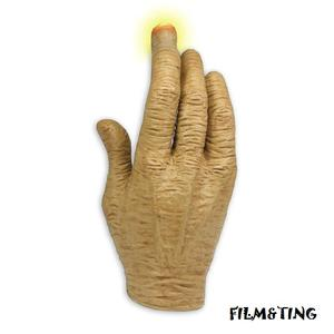 E.T. - The Extra Terrestrial (ET) Replica Hand m Lysande Finger